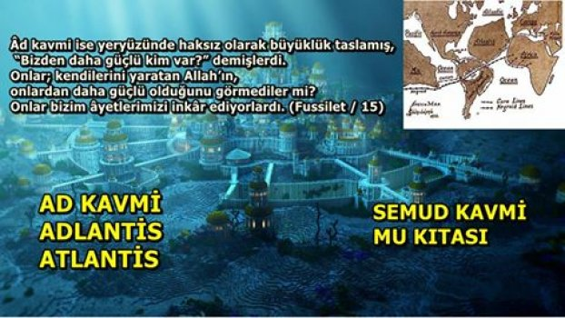 Photo of AD KAVMİ ATLANTİS AY